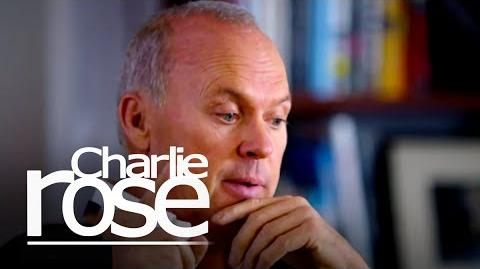 "Michael Keaton on Creating ""Beetlejuice"" (Dec. 24, 2014) Charlie Rose"