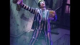 Beetlejuice the musical - The whole being dead thing (reprise 3) (cut song)