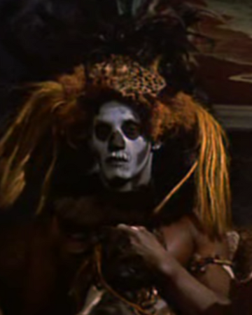 Witch Doctor Beetlejuice Wiki Fandom