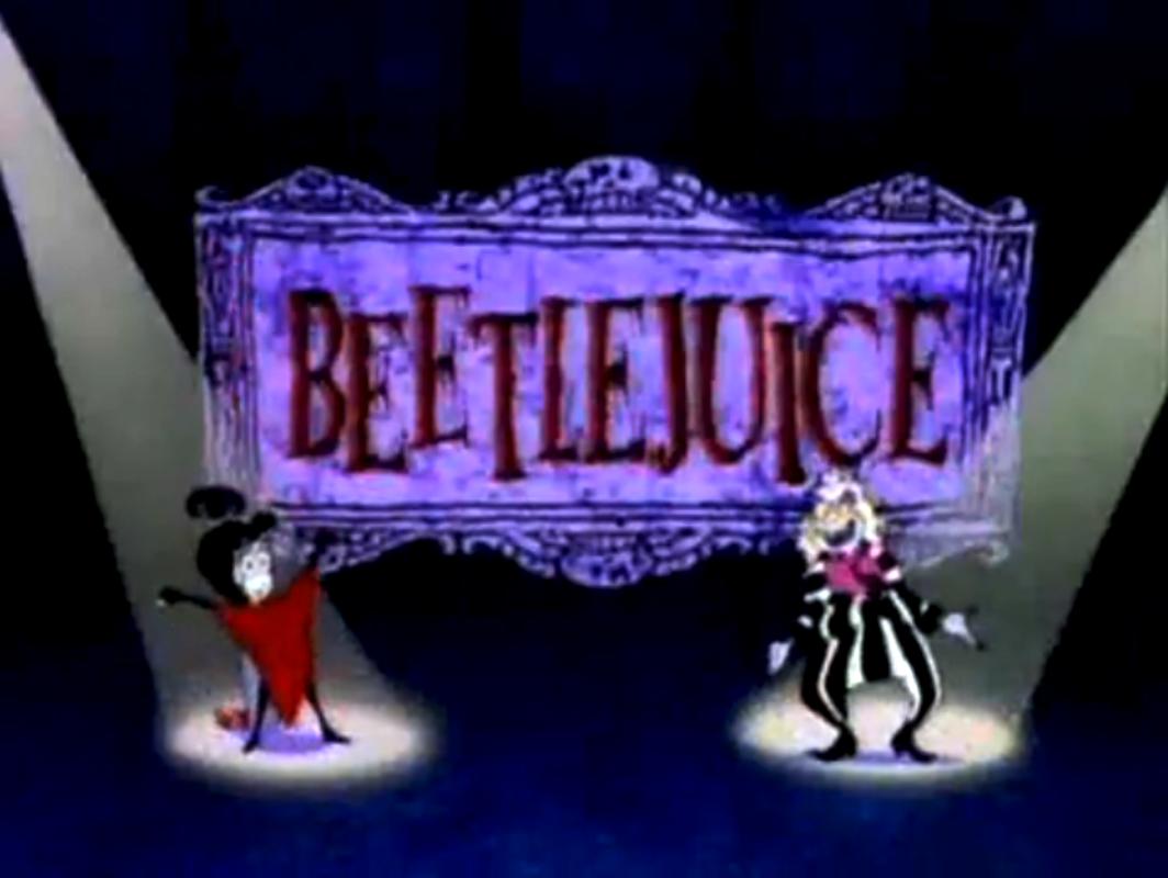 Beetlejuice Animated Series Beetlejuice Wiki Fandom