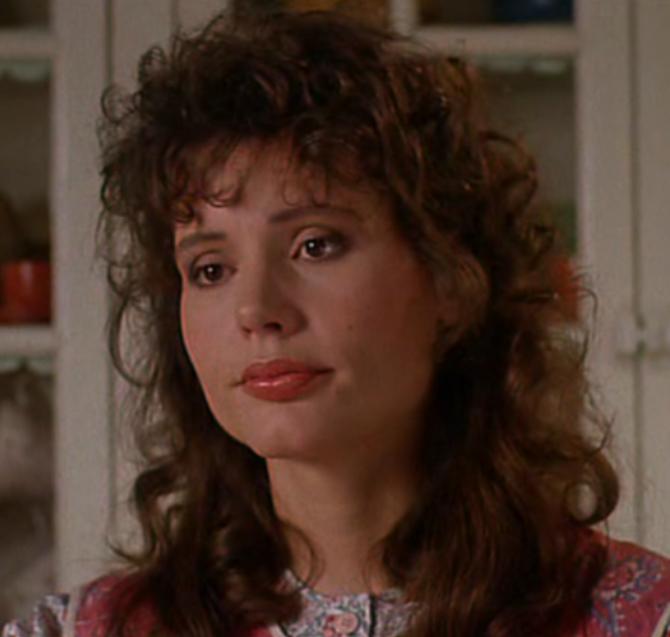 Geena Davis as Barbara Maitland