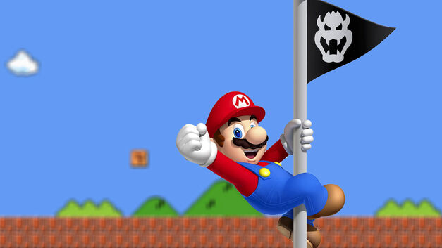 Mario Win