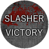 Slasher Victory Badge 1