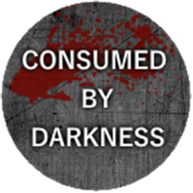 Consumed by the Darkness Badge 8