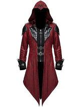 Rey - Leather Coat 2