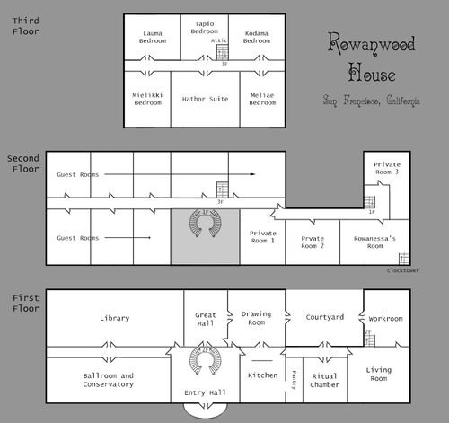 Rowanwood-map