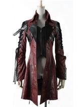 Rey - Leather Coat 1