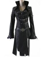 Rey - Leather Coat 3