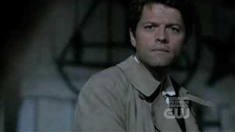 ''Supernatural'' Dean Meets Castiel-0