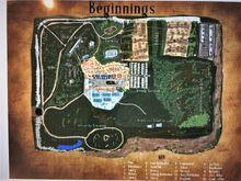Beginnings Map