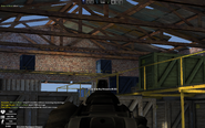 M4A1 Iron Sight detached