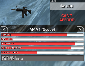 M4A1 (Scope) 8 march 2012