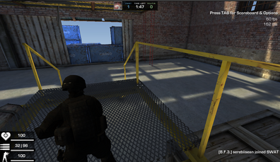 Begone Box warehouse 1