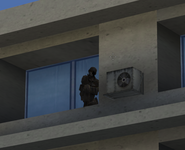 Timbertown Balcony Swat Player