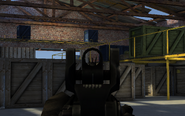 M4A1 Iron Sight