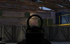 MP5 Reflex Sight