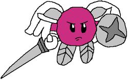 Galactca knight unmasked