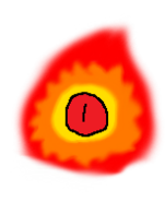 Miracle Matter (Fire Form)