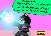 Layla debut
