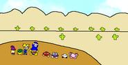 Salt Desert in K-BTS3