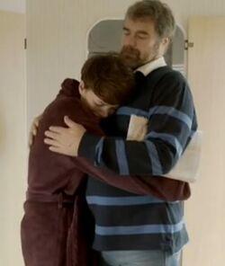 Alex und Brendan