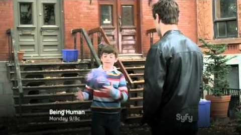 Being Human (Syfy) Episode 1x08 - «Children Shouldn't Play With Undead Things» - Preview