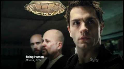 Being Human (Syfy) Episode 1x10 - «Dog Eat Dog» - Preview