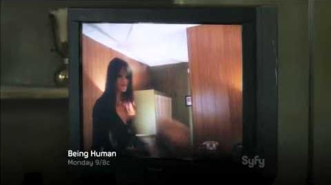 Being Human (Syfy) Episode 1x06 - «It Takes Two to Make a Thing Go Wrong» - Preview