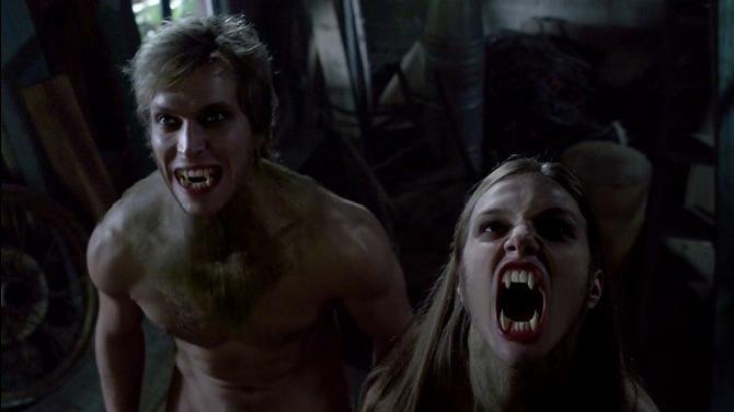 Being Human Werewolf Nora