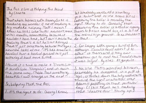 Christas Diary Being Human Wiki Fandom Powered By Wikia