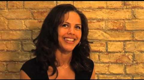 Lenora Crichlow Answers Your Questions - Being Human Series 1 Behind The Scenes
