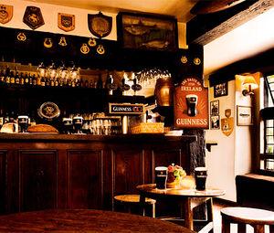 Guinness-pub