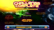 Challenge Mode Challenge Complete