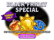 Black Friday Rare Gem Special