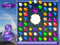 Power Gem Explosion- Bejeweled 2