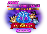 Aquamarine Halloween Special Daily Challenge Replay Discount