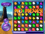 Bejeweled 2 No More Moves