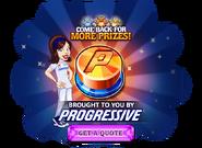 Post game Progressive DC Ad