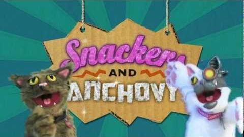 Bejeweled Blitz Presents Snackers and Anchovy! Teaser