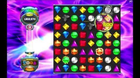 Bejeweled Twist - Classic Mode (Levels 1-31)