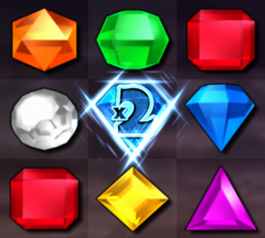 Bejeweled Blitz PC Multiplier Gem