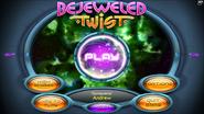 Bejeweled Twist Main Menu