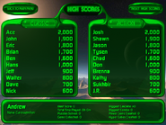 Bejeweled 2 High Scores GREENSCREEN