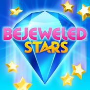 Bejeweled Stars Blue Gem Icon