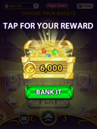 6000 coins from video