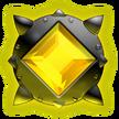 Yellow Bomb Gem