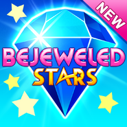 Bejeweled Stars Newer Square Icon
