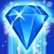 Bejeweled Blitz Square Icon (Bubble)