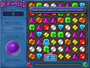Bejeweled 1 Start