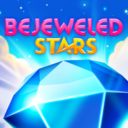 Bejeweled Stars Square Icon